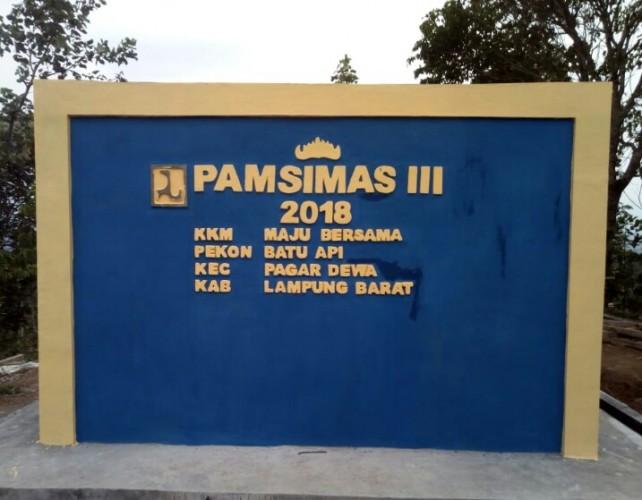 Sukseskan Program Pamsimas, Lambar Ikuti ToT
