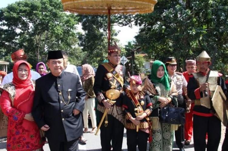 Sultan Sekala Bkhak Berduka atas Wafatnya Nasrul Abit