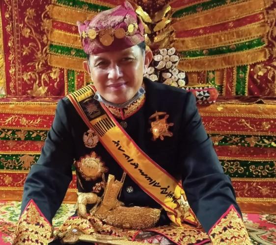 Sultan Sekala Bkhak: Taat Prokes Kunci Lengserkan Pandemi Covid-19
