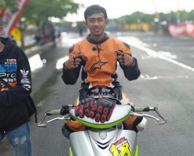 Sumber Abadi Racing Ikuti Kejurda Road Race 2019 di Sukadana