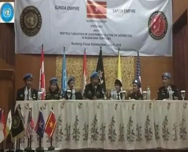 Sunda Empire Tidak Terdaftar di Kesbangpol Bandung