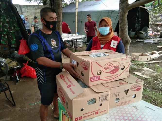 Sunpride Dukung Kebutuhan Nutrisi Tim SAR Sriwijaya Air SJ182