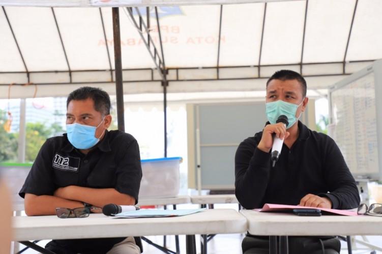 Surabaya Masih Jauh dari New Normal