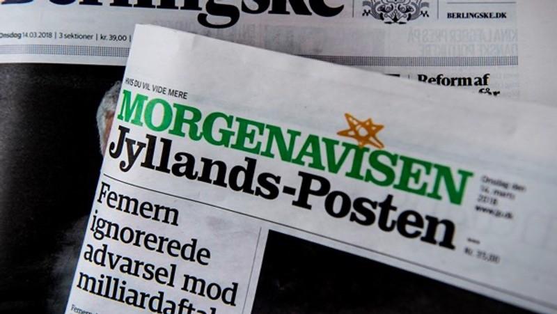 Surat Kabar Denmark Tolak Publikasi Kartun Nabi Muhammad
