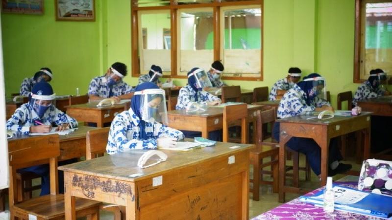 Survei: 60,6% Guru Sepakat Pembelajaran Tatap Muka Dimulai Januari 2021