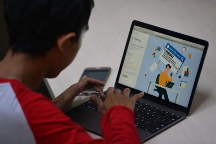 Survei: 61,94 Persen Publik Tak Setuju Program Kartu Prakerja