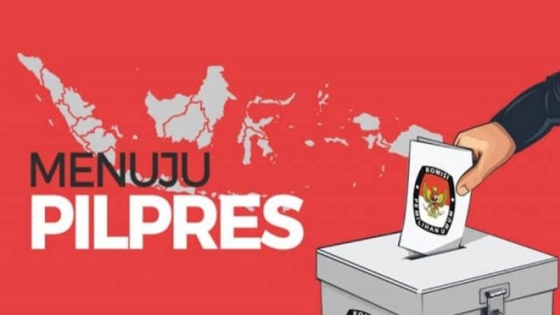 Survei: Elektabilitas Prabowo Tertinggi, Ganjar dan Anies Belum Mampu Kejar