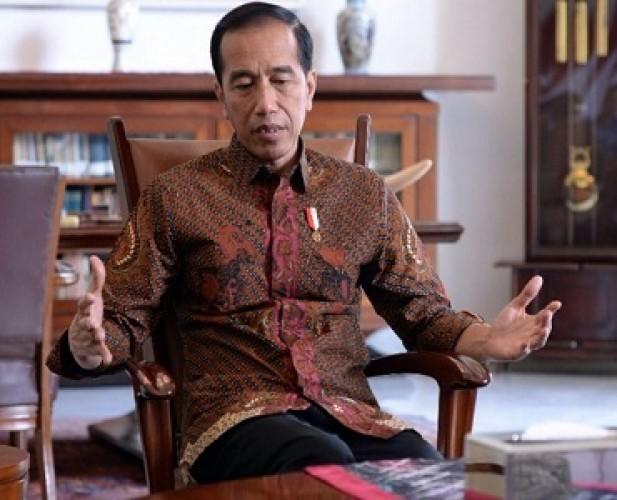Survei IPO: UU Baru KPK Menurunkan Citra Jokowi-Ma'ruf