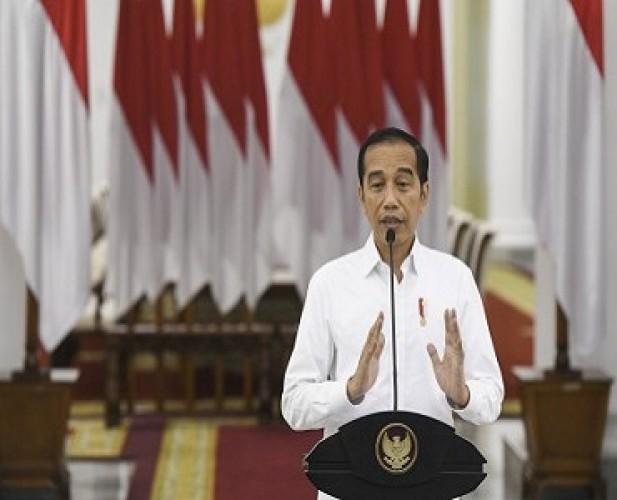 Survei: Jokowi Makin Dipercaya Tangani Covid-19