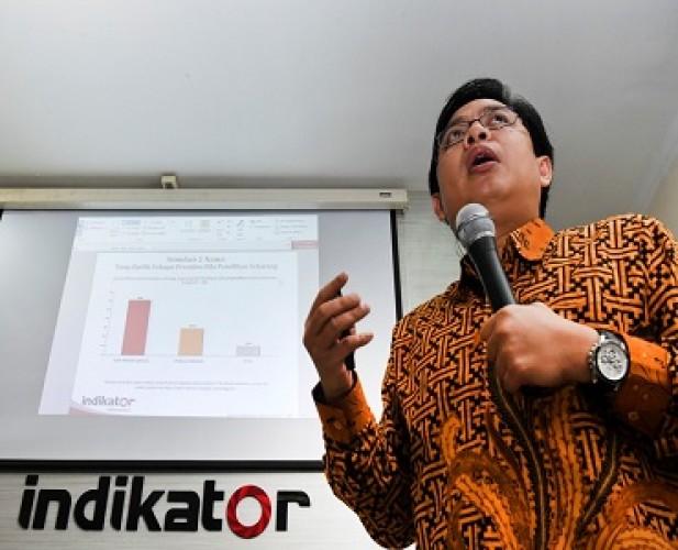 Survei Pandemi, TNI Paling Dipercaya
