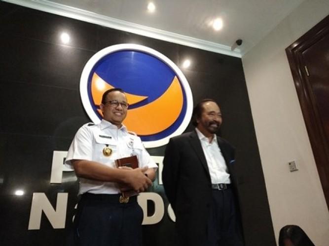 Surya Paloh Sebut Anies Berpotensi Maju Pilpres 2024