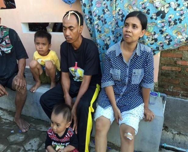 Suryanto Nyaris Kehilangan Putra Pertama