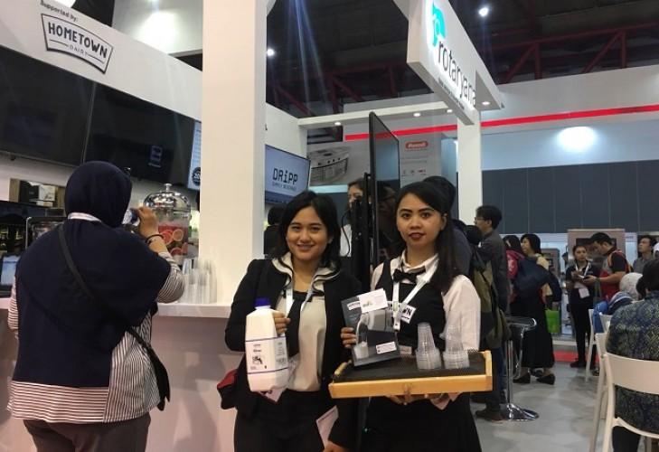 Susu Segar Hometown Dairy Produksi Lampung Tengah Diperkenalkan di Jakarta