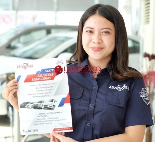 Suzuki Auto Value Gelar Program Ertiga Vaganza