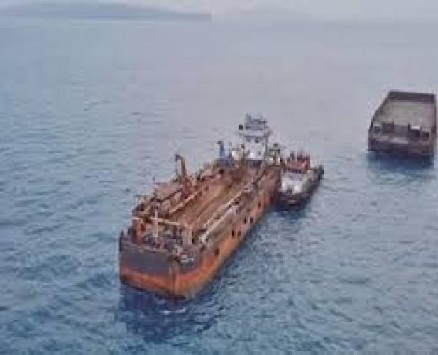 Syahbandar Keluarkan Izin Olah Gerak Kapal Keruk PT LIP