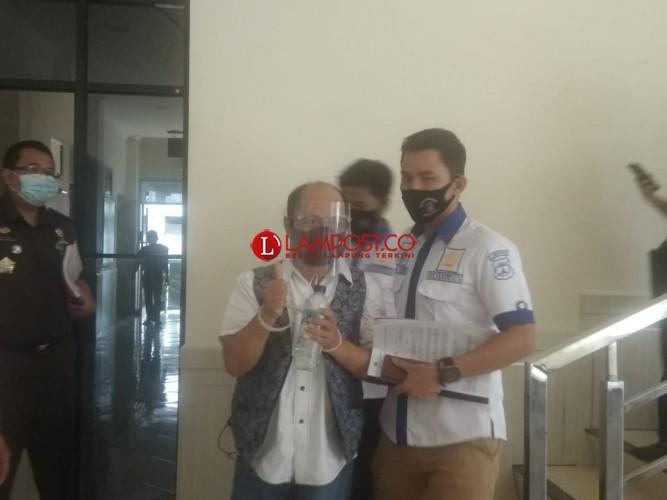 Syamsul Arifin Bakal Ajukan Praperadilan