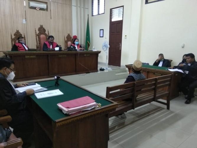 Syamsul Arifin Dituntut 4 Tahun Penjara