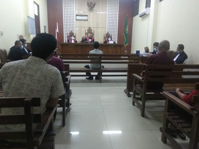 Syamsul Arifin Tak Mengenali Saksi Yang Dihadirkan Jaksa