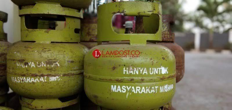 Tabung Gas Elpiji 3 Kg Langka di Pesisir Tengah