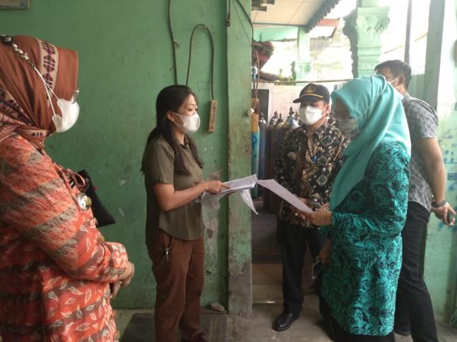 Tabung Oksigen Industri di Lampung Dialihkan untuk Kesehatan