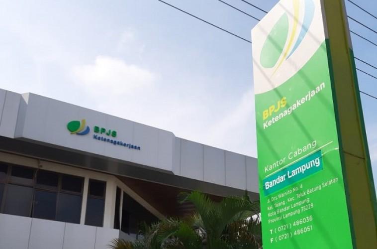 Tagih Piutang Iuran Perusahaan Bandel, BPJSTK Bandar Lampung Berhasil Kumpulkan Rp2 Miliar