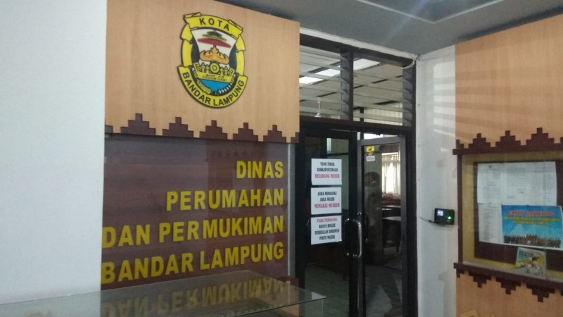 Tahap I Bedah Rumah Bandar Lampung Capai 70 Persen