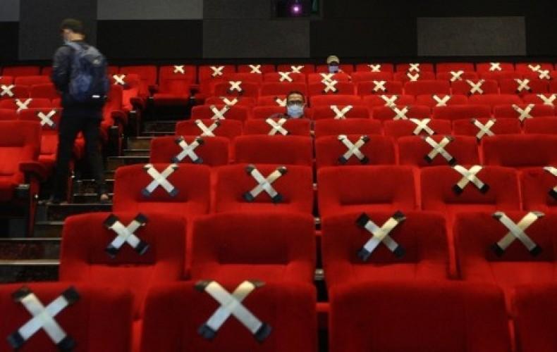 Tahapan Masuk Bioskop di Masa PPKM