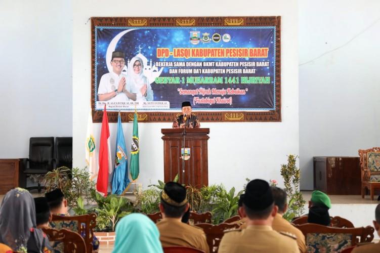 Tahun Baru Islam Momentum untuk Berhijrah