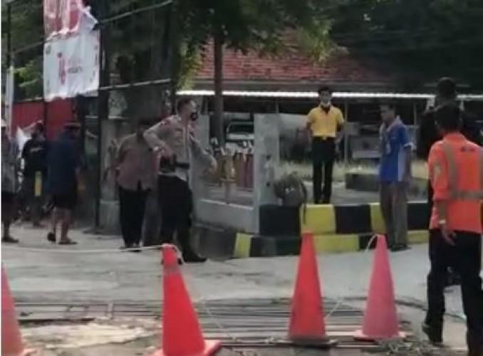Tak Bawa Surat Antigen, Pria Asal Sumsel Pecahkan Kaca di Stasiun KA Tanjungkarang