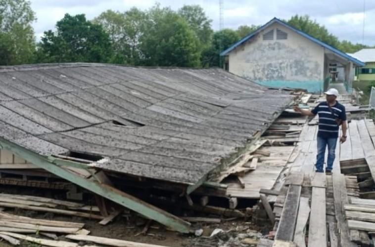 Tak <i>Update</i> Dapodik Bikin Sekolah Ambruk Gagal Dapat Bantuan