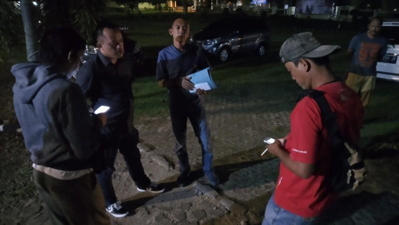 Tak Kembalikan Kendaraan Dinas, Mantan Wabup Lampura Dilaporkan ke Polisi