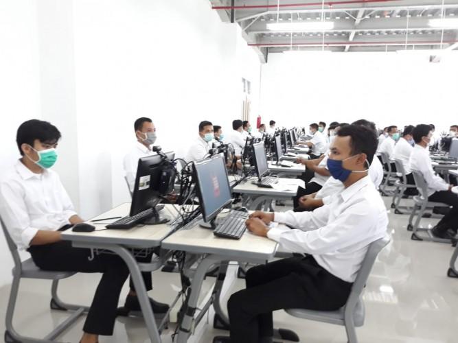 Tak Menghadiri Tes SKB, 16 Peserta CPNS Pemprov Lampung Dinyatakan Gugur
