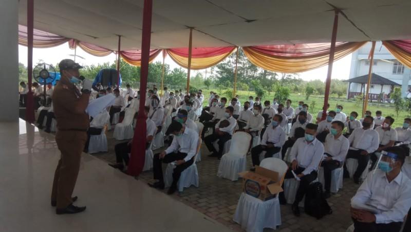 Tak Menghadiri Tes SKB, Lima Peserta CPNS Pringsewu Gugur