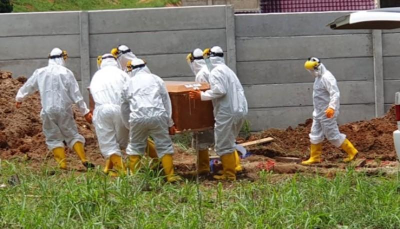 Tak Perlu Ditolak, Virus Korona akan Mati di Tubuh Jenazah