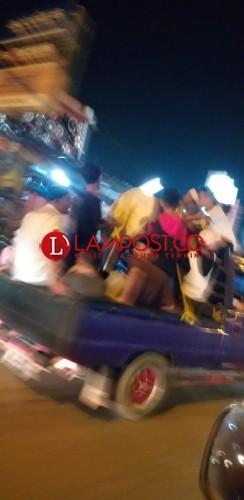 Takbiran Berkumandang di Bandar Lampung