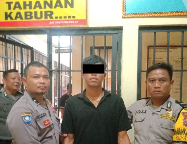 Takut Ditembak, Pelaku Pencurian dan Pemerkosaan Menyerahkan Diri