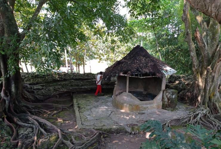 Taman Burung di Natar yang Tinggal Kenangan
