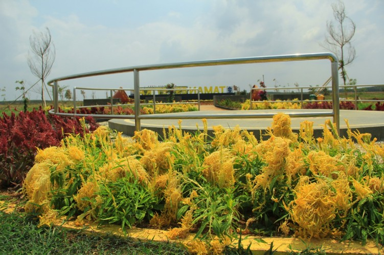 Taman Estetika Itera Destinasi Baru Warga Lampung