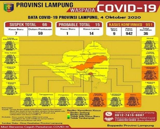Tambah Satu Pasien, Kasus Covid-19 di Lambar Tembus Angka 30