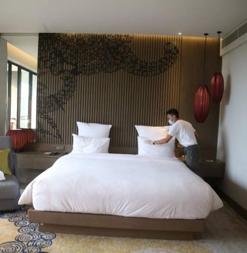 Tamu Hotel di Lampung Siap-siap Disambut Prokes Ketat