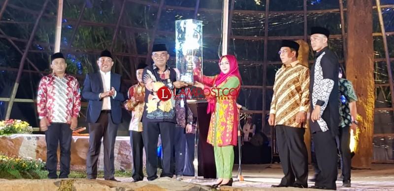 Tanggamus Juara Umum MTQ Provinsi Lampung 2019