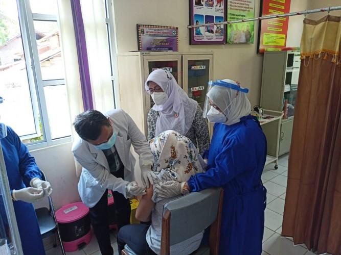 Tanggamus Persiapkan Vaksinasi Buat Ibu Hamil dan Menyusui