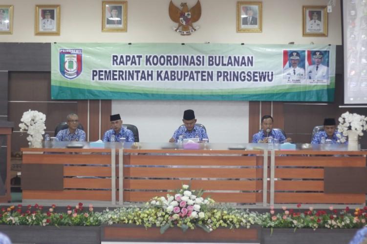 Tapal Batas Pringsewu-Lamteng Ditarget Selesai di 2019
