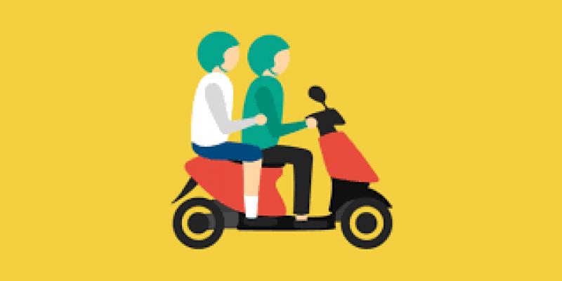Tarif Ojek Online di Lampung Belum Naik
