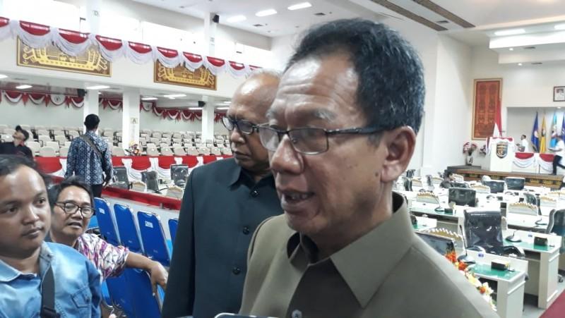 Tata Tertib DPRD Lampung Diparipurnakan 30 September