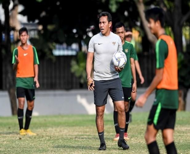 TC Lanjutan Timnas U-16 Diikuti 26 Pemain