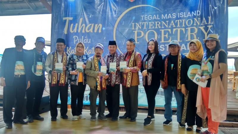 Tegal Mas Island Gelar International Poetry Festival Bertajuk Tuhan Pulau Kata-kata