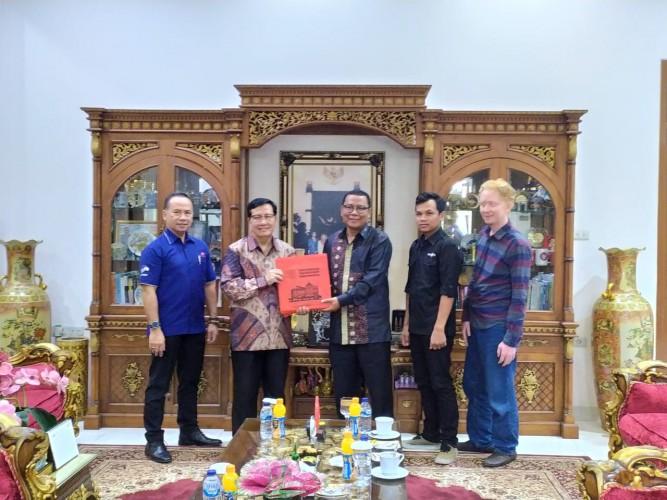 Teknokrat Komitmen Harumkan Lampung Lewat Jalur Prestasi