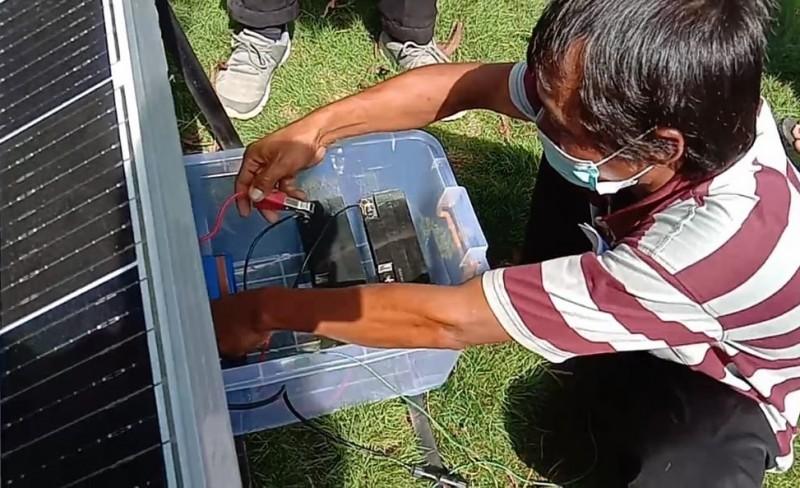 Teknologi Sederhana Itera Sulap Laut Jadi Sumber Air Bersih Warga Pesisir