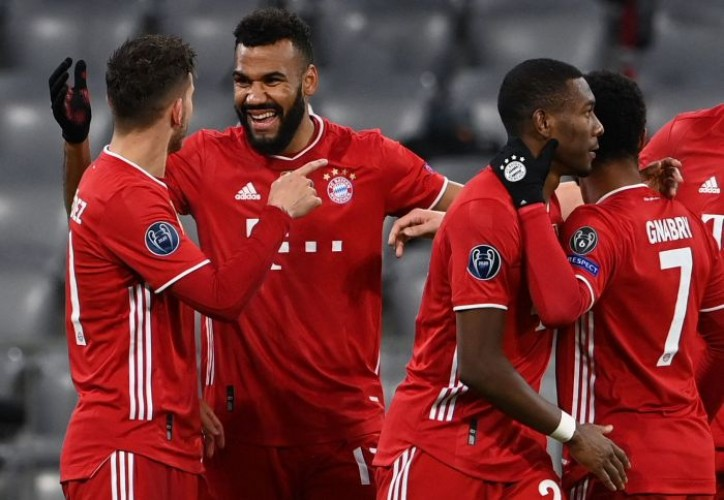 Tekuk Lazio, Bayern Melenggang ke Perempat Final